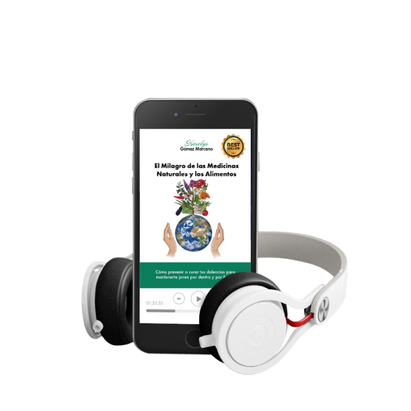 Best-Seller-Amazon-Audio-Libro-El-Milagro-de-las-Medicinas-Naturales-y-los-Alimentos-Karelys-Gomez-Marcano