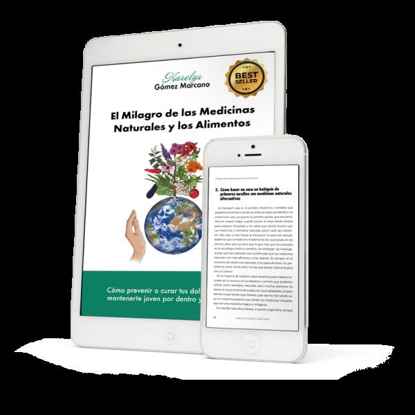 Best-Seller-Amazon-Libro-PDF-El-Milagro-de-las-Medicinas-Naturales-y-los-Alimentos-Karels-Bienestar-Karelys-Gomez-Marcano